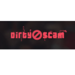 dirtyscam logo