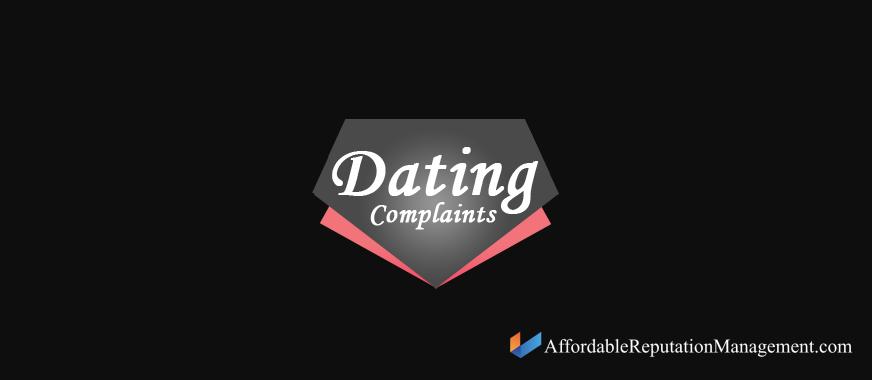 delete dating complaints links - affordable reputation management