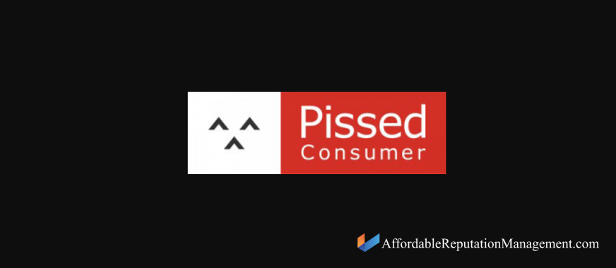 delete or suppress pissed consumer - affordable reputation management